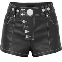 The Designed Denim Shorts