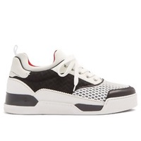 The Blocked Low-Top Trainer