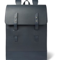 The Minimalist Leather Backpack