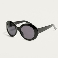 Nineties Oval Sunglasses