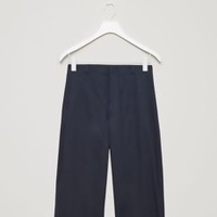 The Relaxed Wide Leg Trouser