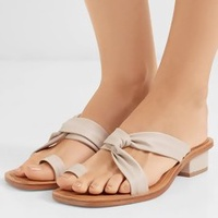 Wrap Leather Sandals