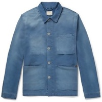 The Denim Shirt Jacket
