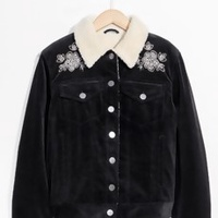Luxe Cord Jacket