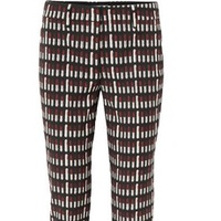The Playful Wool Trouser