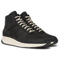 The High-Top Track Shoe