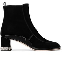 The High Shine Ankle Boot