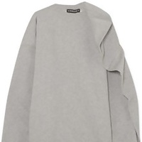 The Reconstructed Sweatshirt