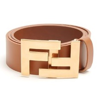 The Logo Buckle Belt