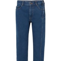 The Reconstructed High Rise Jean