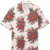 The Masculine Floral Shirt