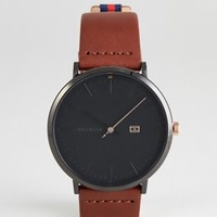 Reinvented Classic Leather Watch