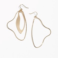 The Fluid Structure Earring