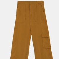 The Wide Legged Cargo Trouser