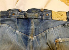 Oldest jeans in the world